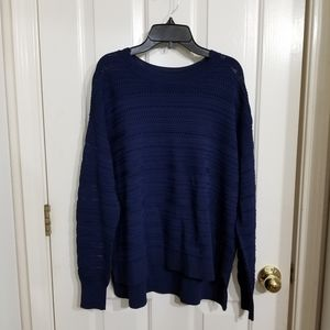 Topshop cutout sweater